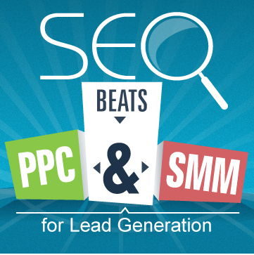 SEO Beats PPC and SMM for Lead Generation