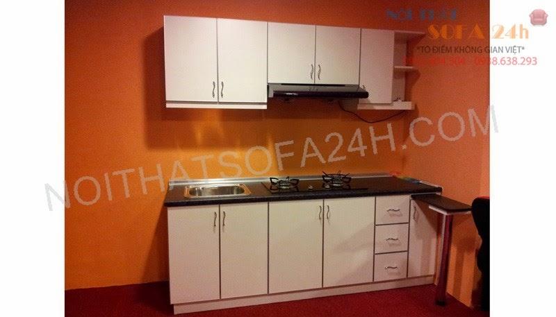 Tủ bếp TB081