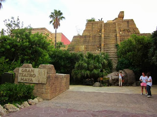 Gran Teatro Maya in Port Aventura