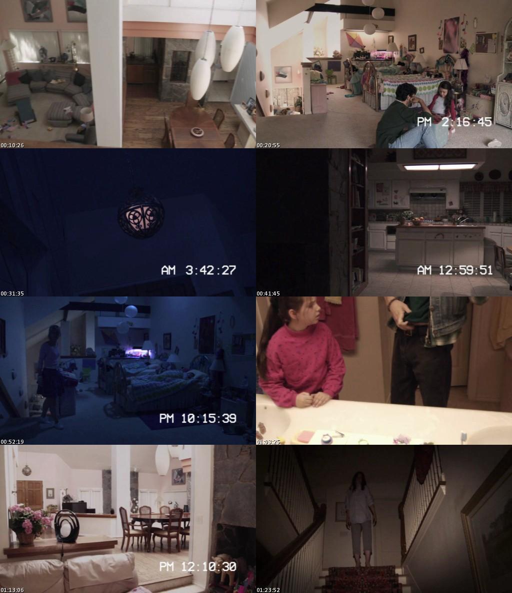 Actividad Paranormal 3 (2011) [DVDRip] [Latino]