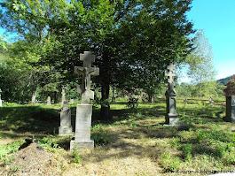 Nieznajowa. Cmentarz Łemkowski.