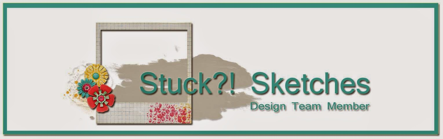 I design for Stuck?! Sketches