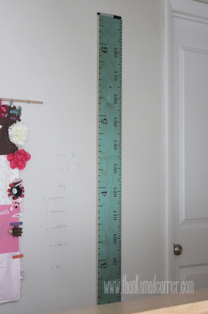 Growth Chart Art ruler review