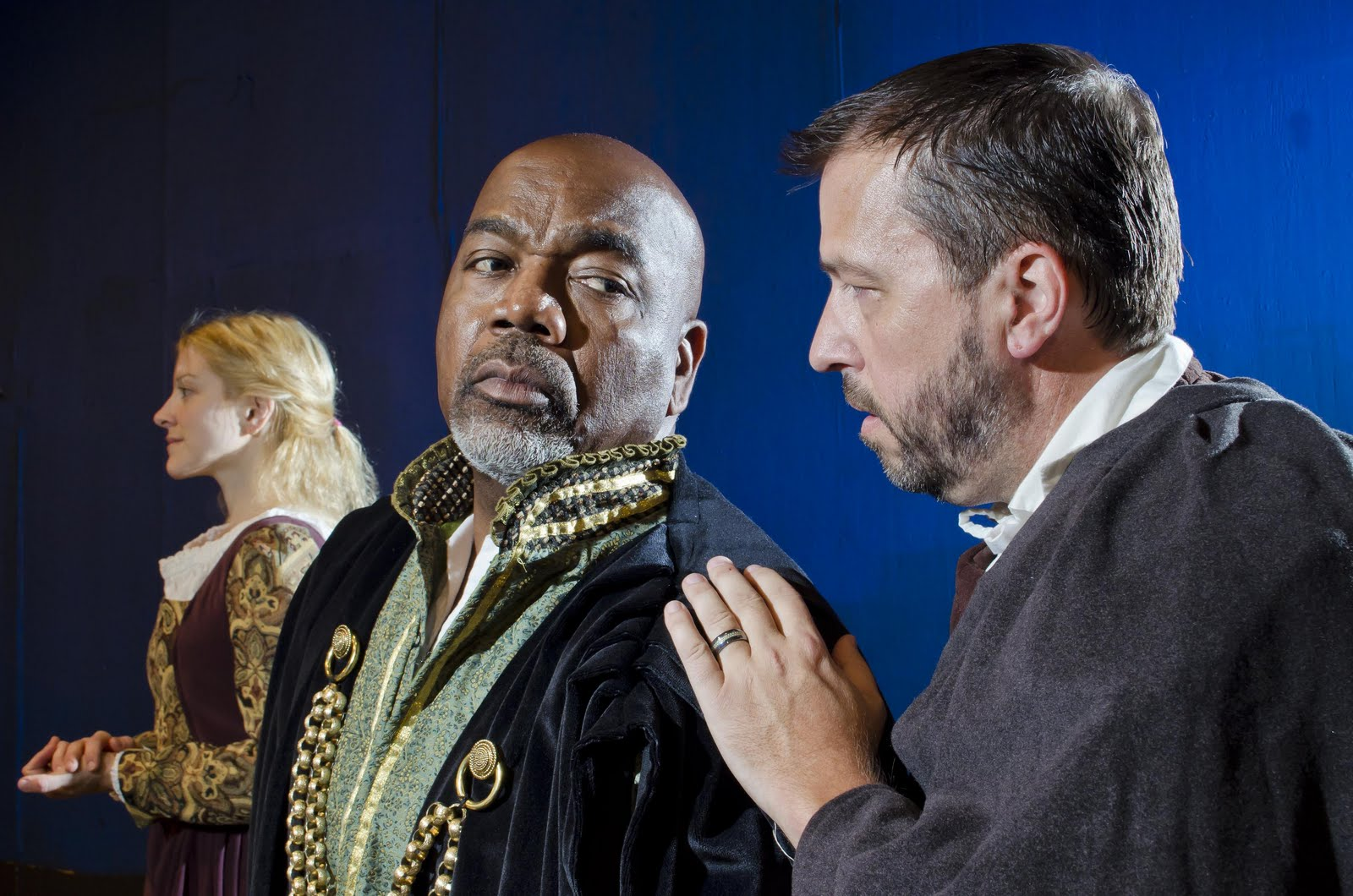 honor in othello and hamlet Hamlet, ophelia, othello, lear, the macbeths, and me  an ideal of honor, and different means of attaining the promised goal (including, hello waiting until the.