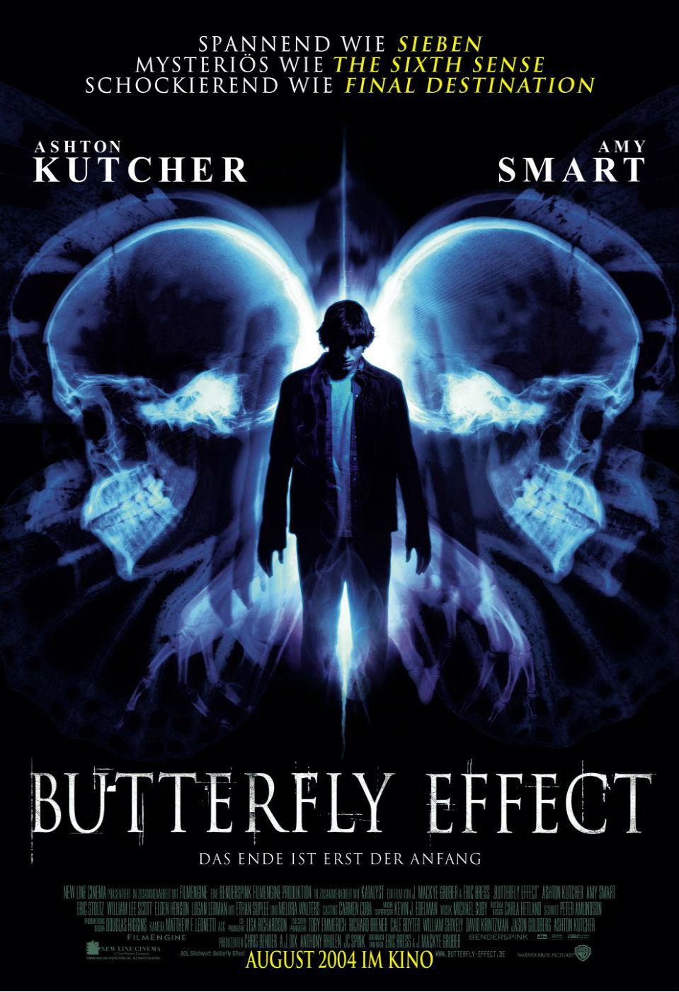 Hiệu Ứng Cánh Bướm - The Butterfly Effect