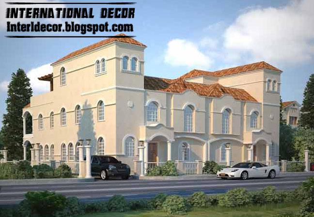 interior and architecture: Modern exterior villa designs ideas 2013 ...
