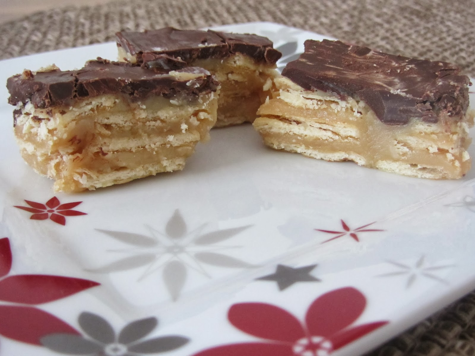 Been There Baked That: Homemade Twix Bars