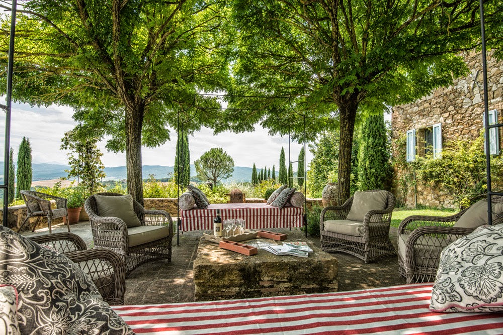 Places to stay │ Tuscany/lulu klein
