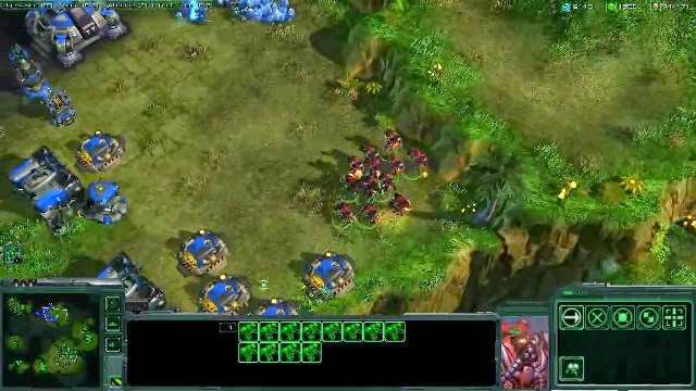 StarCraft 2 Wings of Liberty PC Games Gameplay