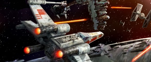Star Wars X-Wing Miniatures Game review