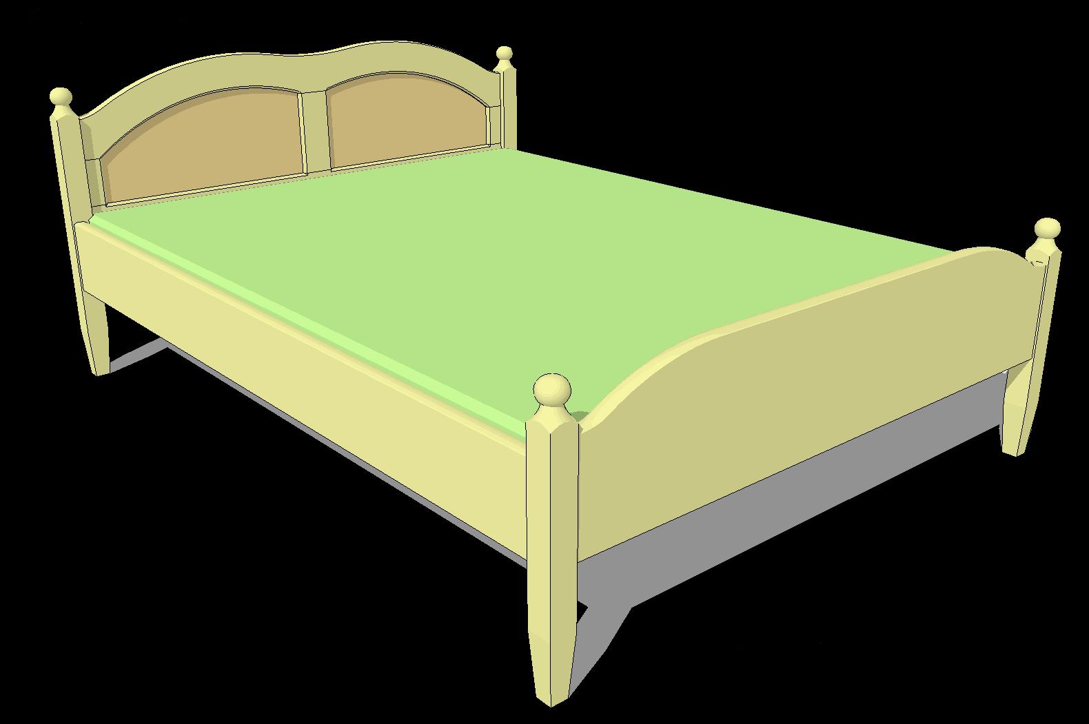 Headboard Plans for Queen Beds