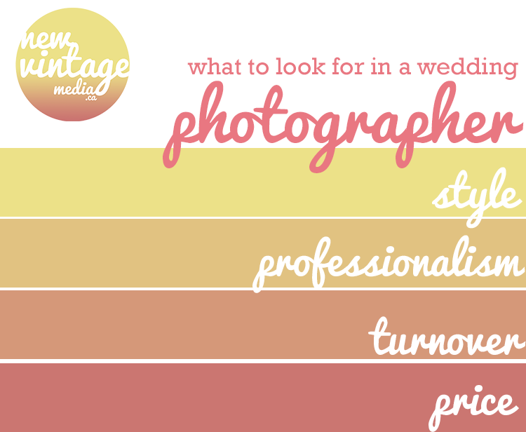 Official Blog Of New Vintage Media Choosing The Right Photographer For Your Wedding Day