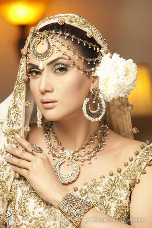 Anum Yazdani Beautiful Bridal Latest Jewellery Collection ...