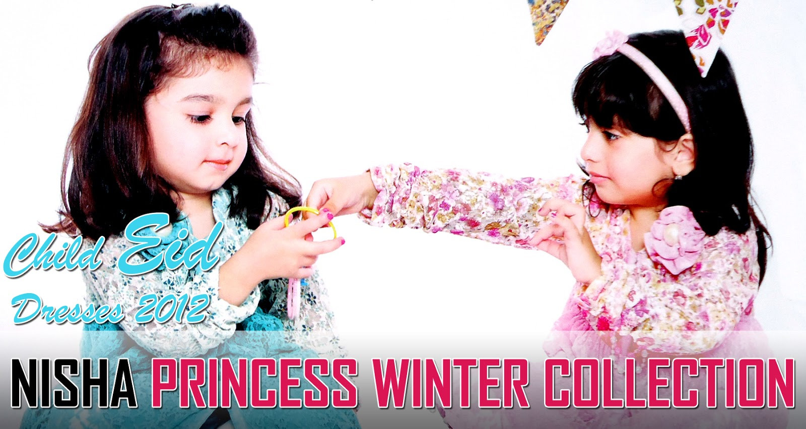 90b63e95b Latest Winter Eid Collection 2012 For Children By Nishat Linen ...