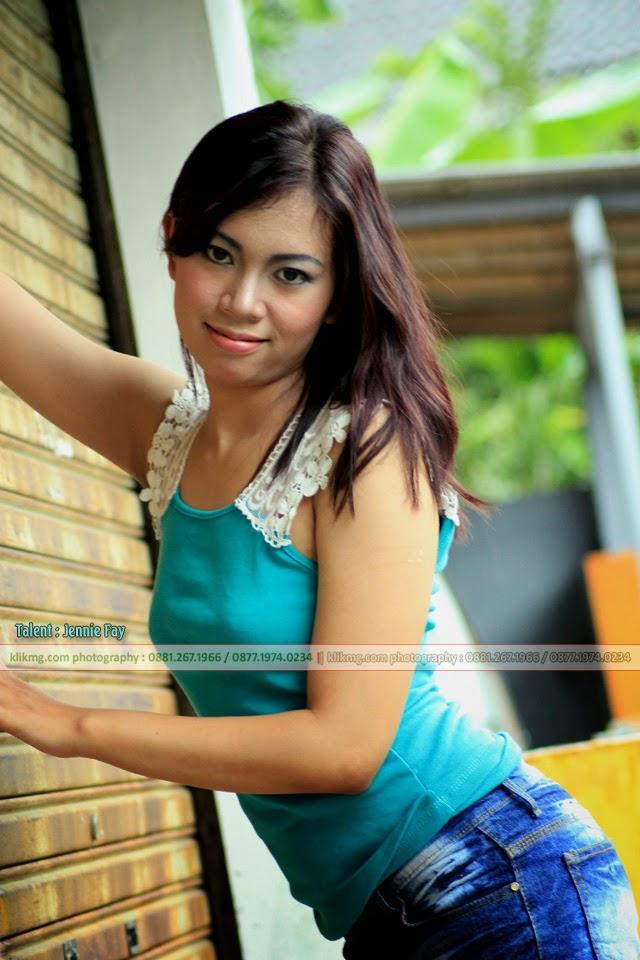 Jennie Fay Sexy Casual Model Banyumas / Model Purwokerto / Model Indonesia