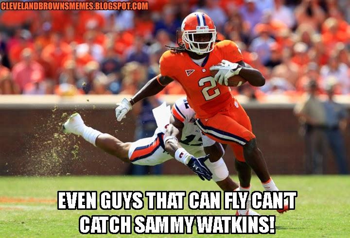 Sammy Watkins meme