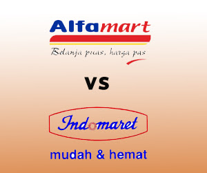 Perang Strategi Alfamart vs Indomaret