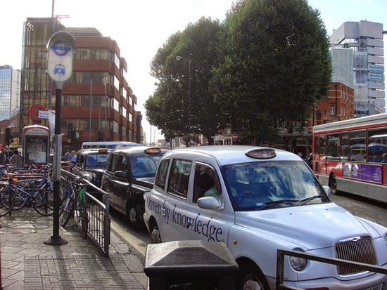 Transport for London to Increase Number of Taxi Ranks
