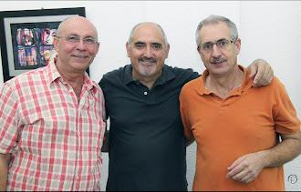ANTONIO, FRANCHI y ESTEVE