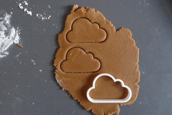 nuage emporte pièce original