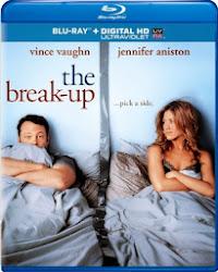 THE BREAK-UP on bluray