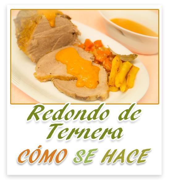 REDONDO DE TERNERA