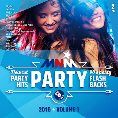 CD MNM Party 2016 Vol.1