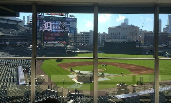 Lineups for White Sox vs Tigers, Magic Number 5 edition (Sale vs. Verlander)