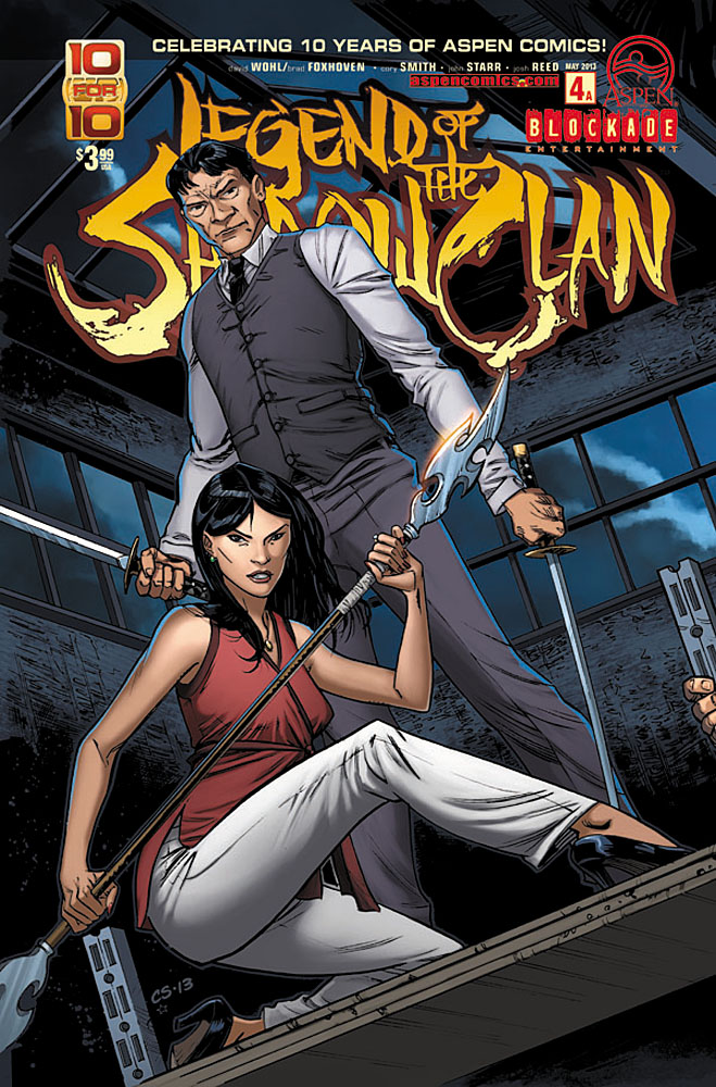 Aspen Comics May 2013 Solicitations