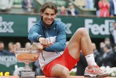 Spanish Sports Tennis 2013