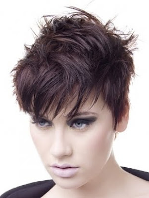 corte de cabello pixie