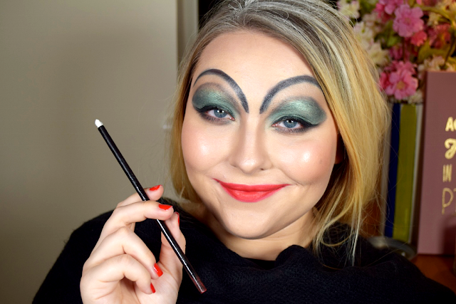 Cruella de Vil Halloween Makeup Tutorial