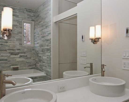 kamar mandi minimalis kecil tapi cantik indah menarik