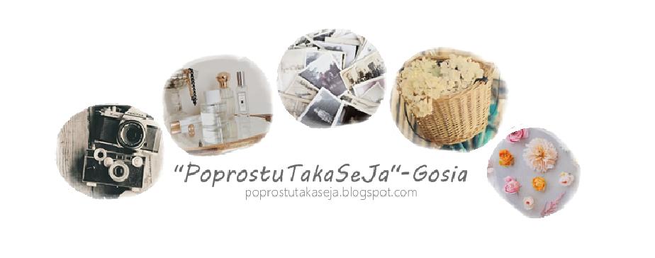 Gosia's blog