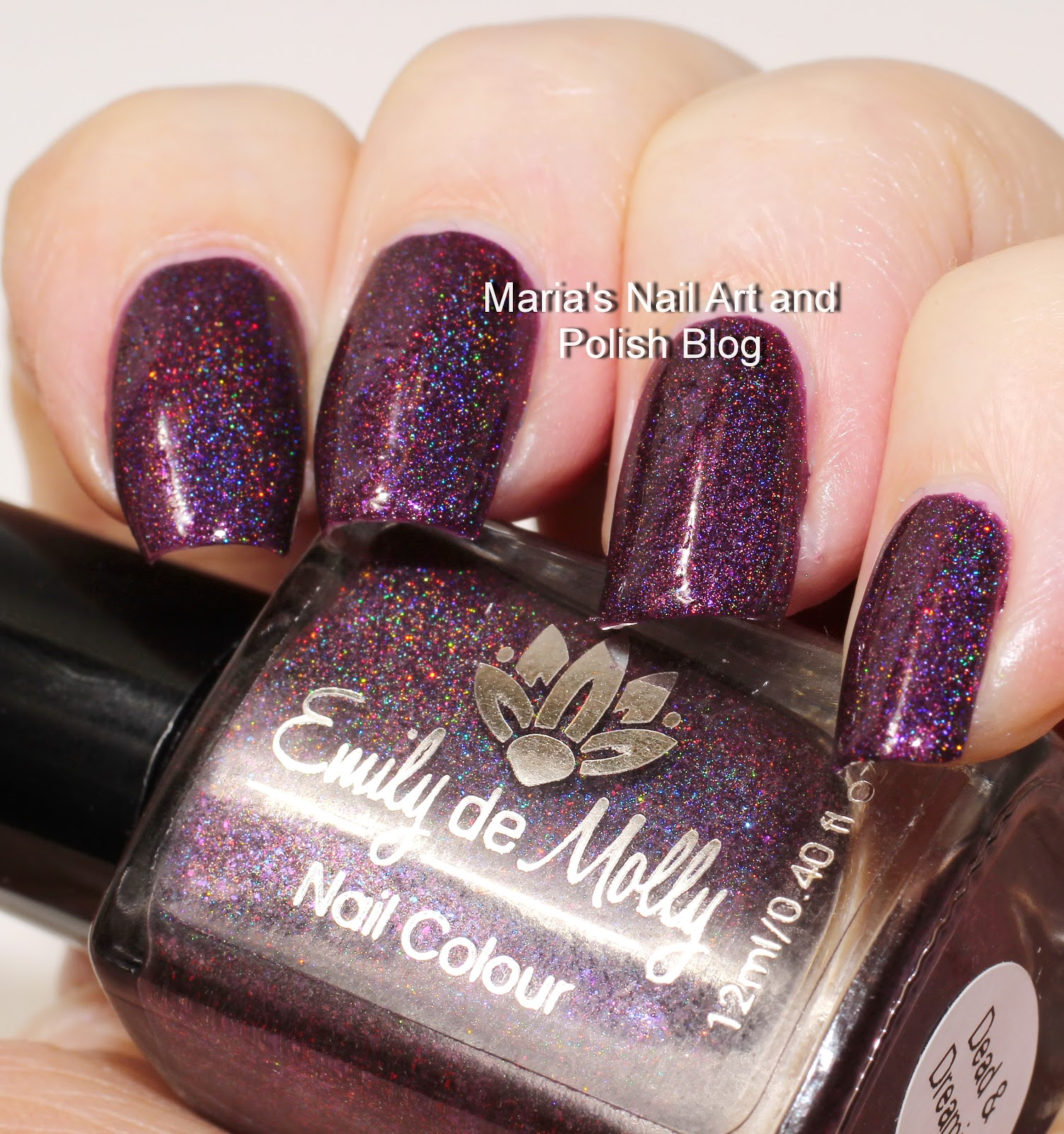 Marias Nail Art and Polish Blog: Emily de Molly Dead and Dreaming ...