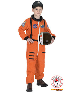 Astronaut costume