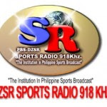 Sports Radio DZSR 918 KHz logo