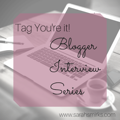 Tag You're It Interview Series | Sarah Smirks