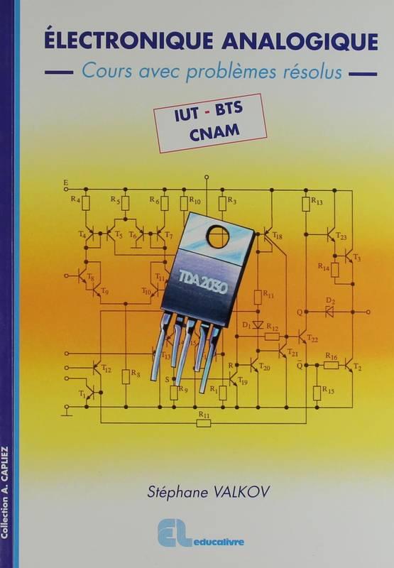 Telecharger Les Cours D Electronique Analogique Pdf Et