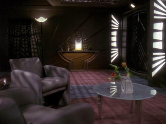 Star Trek Furniture Store