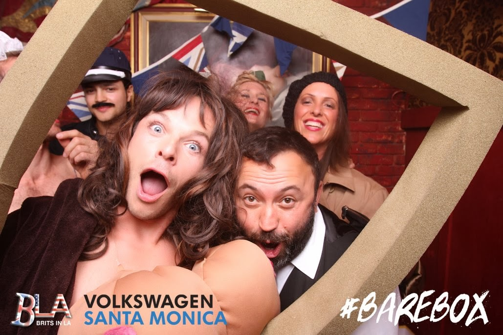 photos from brits in la halloween party sponsored by volkswagen santa monica and beltran brito