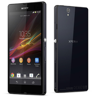Sony Xperia Z Series with Android 4.3 Fully Enhanced Features