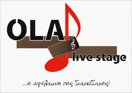 OLA live stage