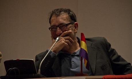 José Luis Serrano, diputado de Podemos y socio de UCAR-Granada