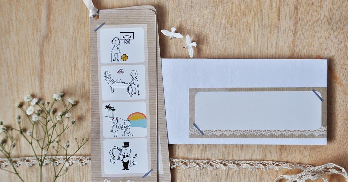 arr te de r ver faire part le faire part de mariage de christine olivier un photomaton. Black Bedroom Furniture Sets. Home Design Ideas