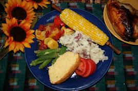 The Garden Meal