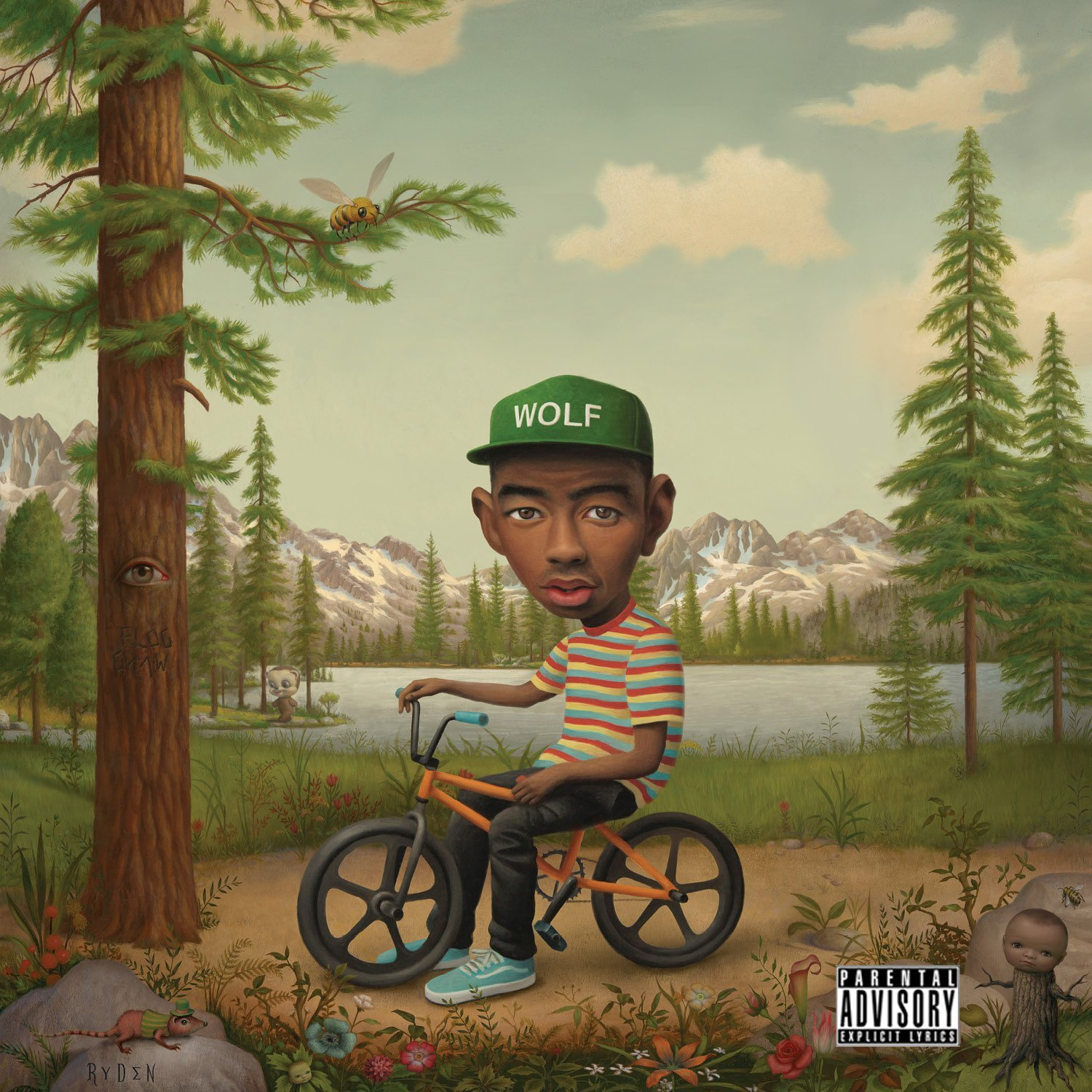 Album Review Tyler, The Creator, Wolf (deluxe Edition. Free Downloadable Picnic Invitation Template. Event Poster Template. Cover Page Creator. Customizable Clock Face Template. Sample Wedding Invitations Template. Simple Personal Budget Template. Daily Medication Schedule Template. Free Place Card Template Word