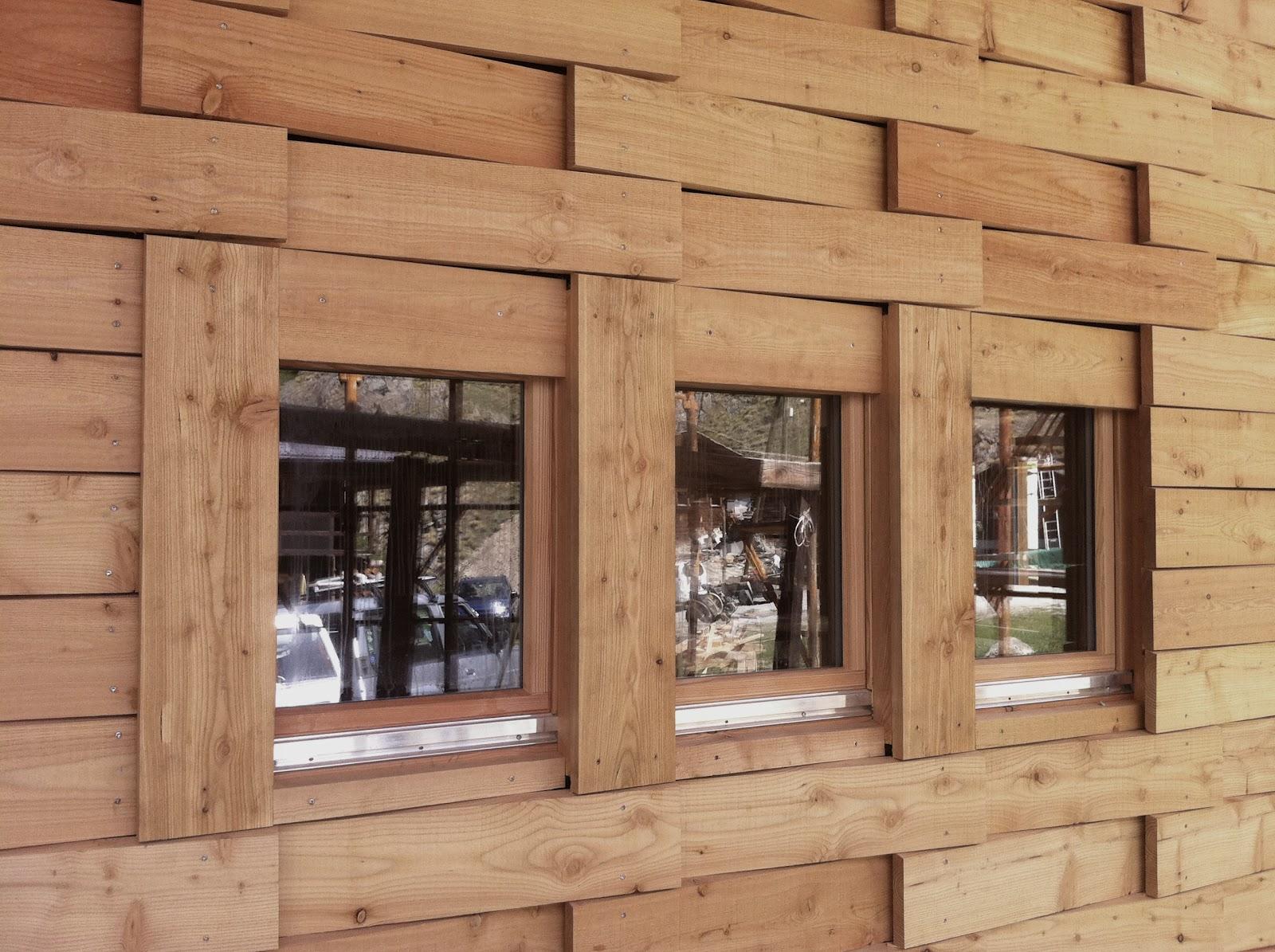 Angles rd architecte chalet val d 39 arolla for Chalet d architecte