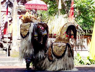 Tari Bali yang Jadi Warisan Budaya Dunia