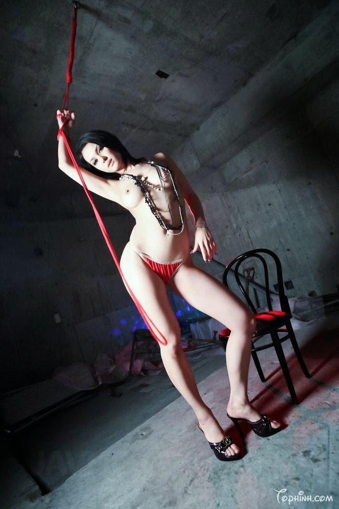ảnh sex cận cảnh lồn Maria Osawa bị địt 6
